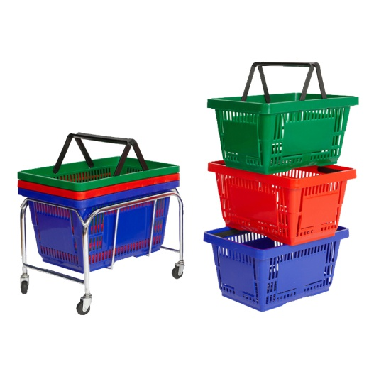 Picture of Shopping Basket Stacker (21L Or 28L)