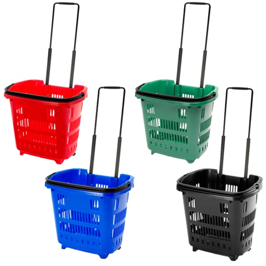Picture of Shopping Trolley Baskets (34L)