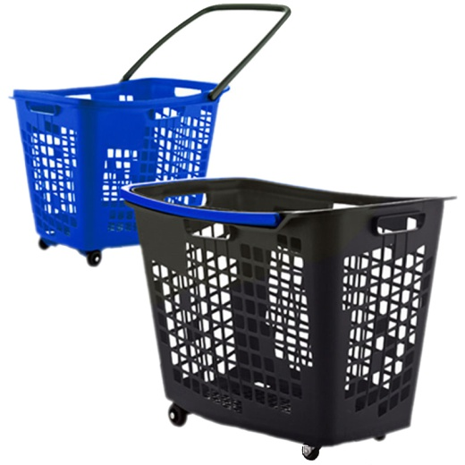 Picture of Shopping Trolley Baskets (55L Pack Of 5)