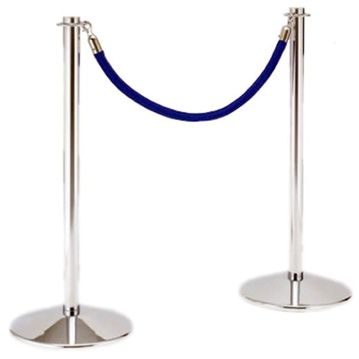 Picture of Customer Guidance Barrier Posts (2 Pack)