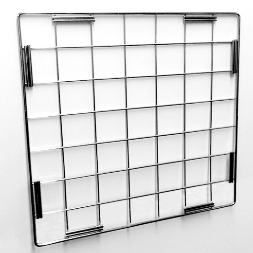 Picture of 6 Chrome Mesh Cubes Retail Display Kit