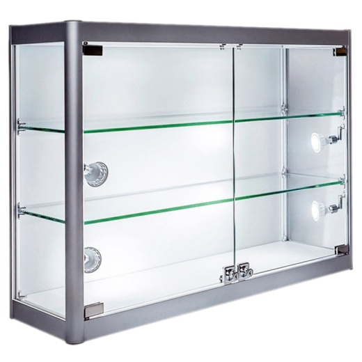 Picture of Wall Mounted Glass Display cabinet