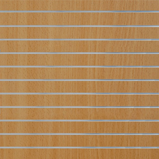 Picture of Beech Slatwall Panels