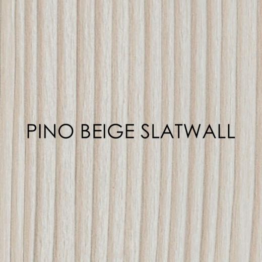 Picture of Pino Beige Slatwall Panels