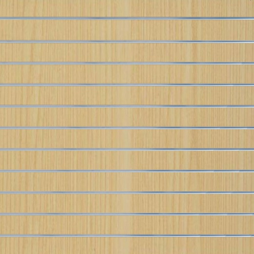 Picture of Ash Slatwall Panels (4x4 & 8x4)