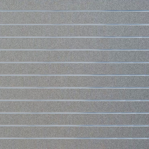 Picture of Silver Slatwall Panels