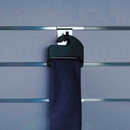 Image of Silver Slatwall Panels