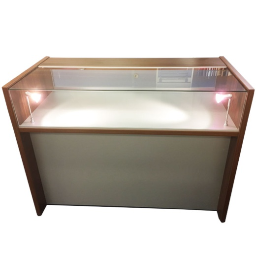 Picture of 1/4 Vision Display Retail Counter (Ex Display Model)