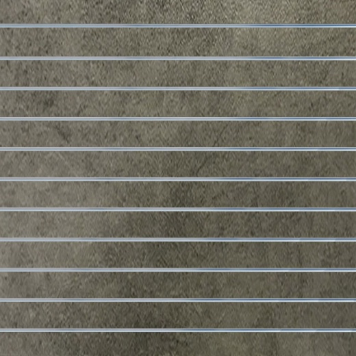 Picture of Concrete Effect Slatwall Panels