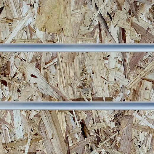 Image of OSB Slatwall Panels