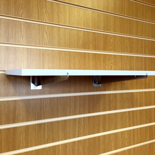 Picture of Slatwall MDF Shelf Brackets (Assorted Sizes)