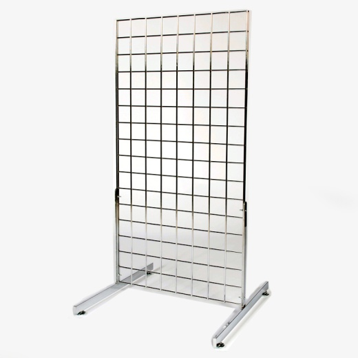 Picture of Gridwall Double Sided Low Level Legs Shop Fitting